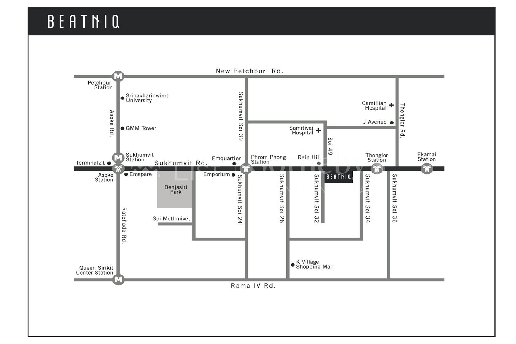 BEATNIQ Condominium For Sale | List Sotheby's Realty Singapore